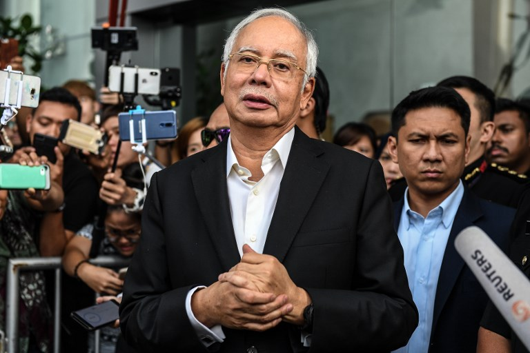 Former Malaysian prime minister arrested