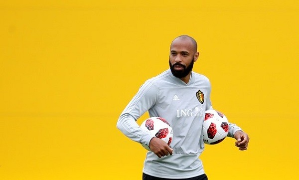 Thierry Henry has been offered the Egypt national team head coaching position