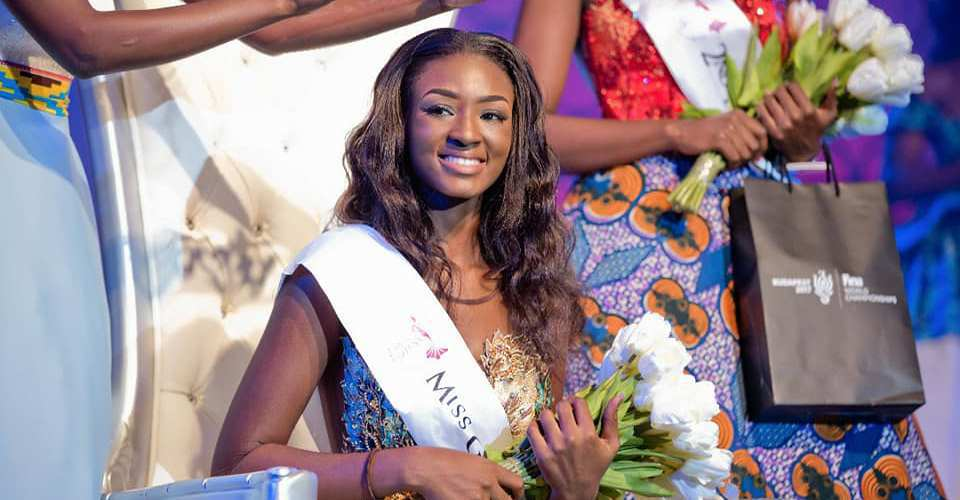 Margeret Dery resigns as Miss Ghana 2017