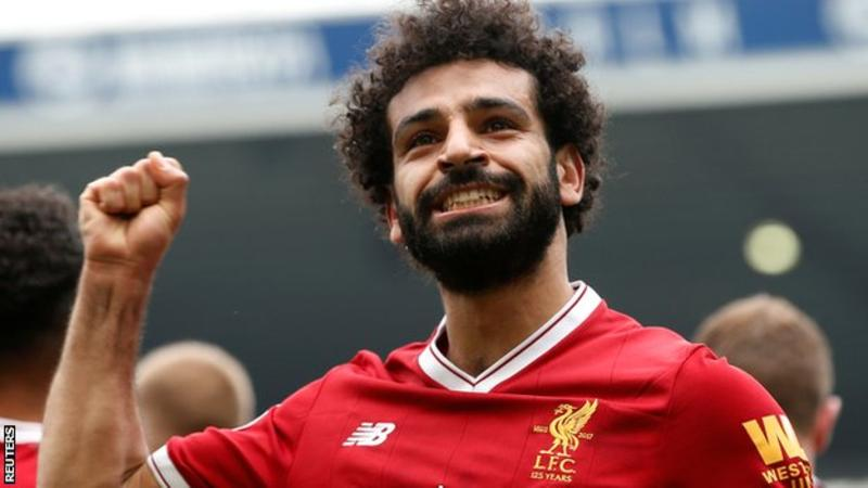 Mohamed Salah scored 32 goals in the Premier League last season