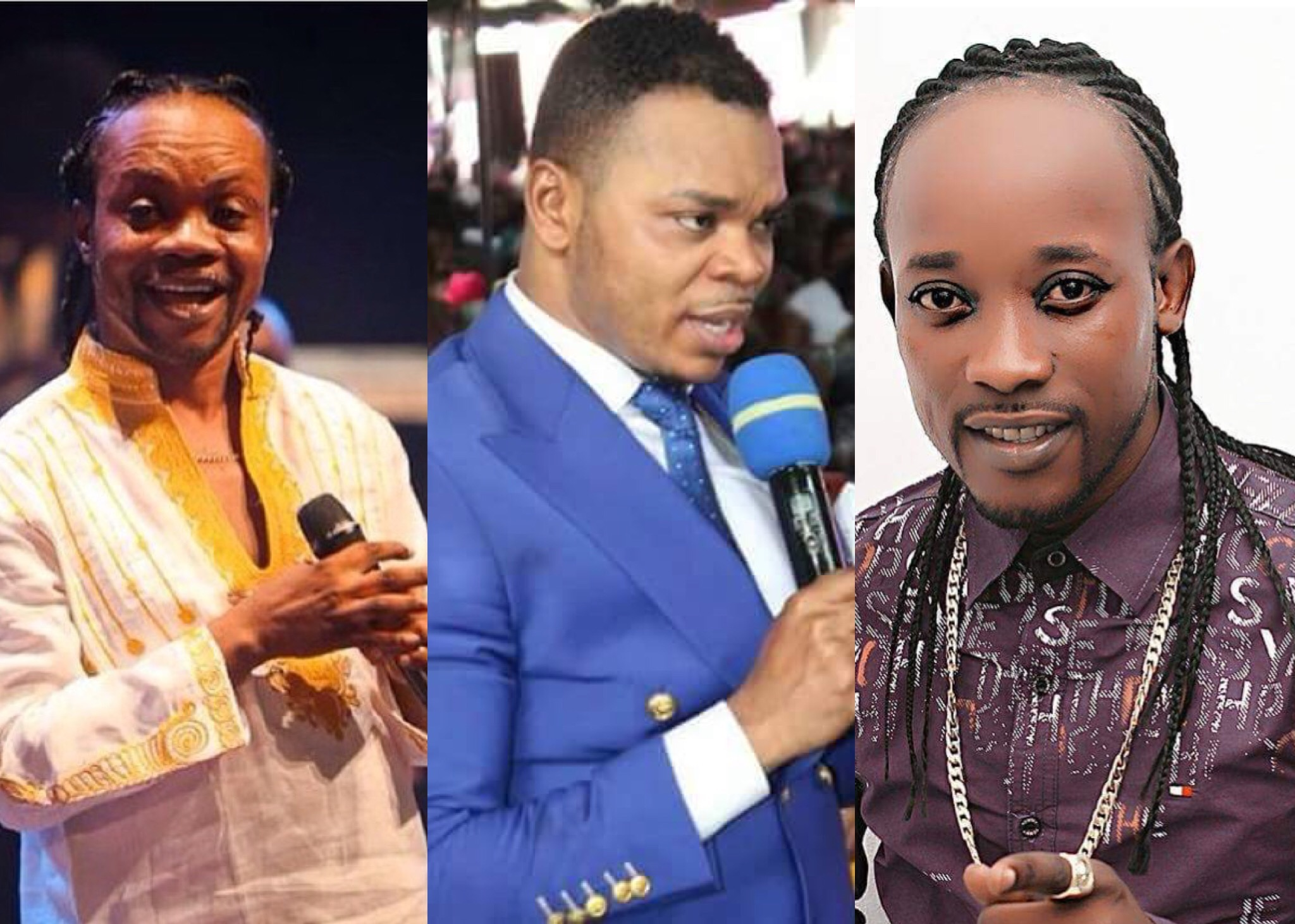 Musician run to Bishop Obinim for help after he appeared in his dream