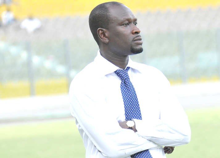 CAF Confederation Cup: Coach C.K Akunnor blames defence for Kotoko's defeat