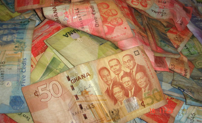 Ghana Cedi hits a record low