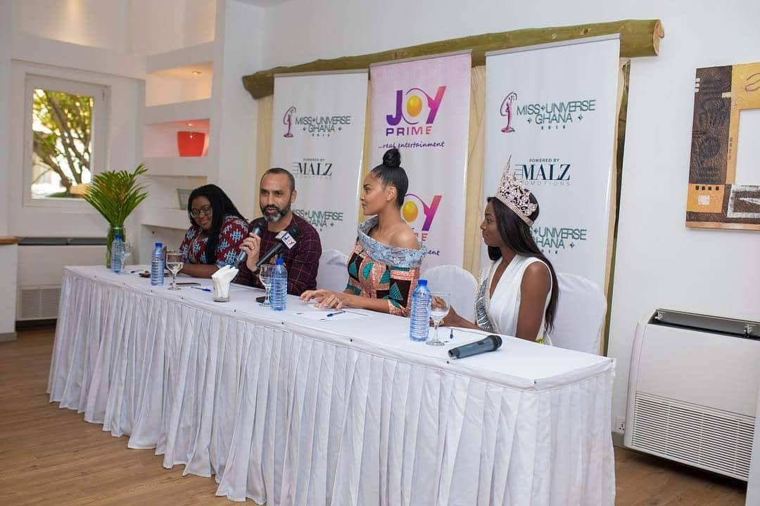 Miss Universe Ghana sucessfully lunched in Accra