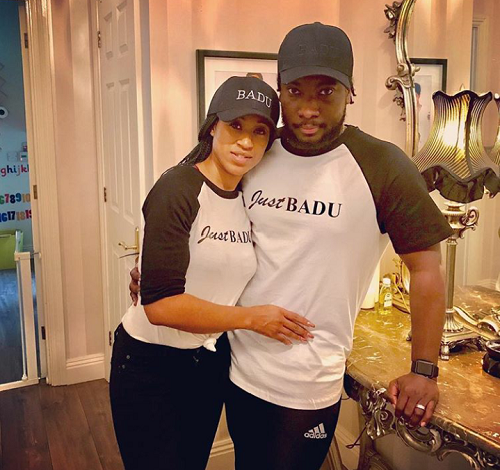 Sonnie Badu and wife welcome baby No.3