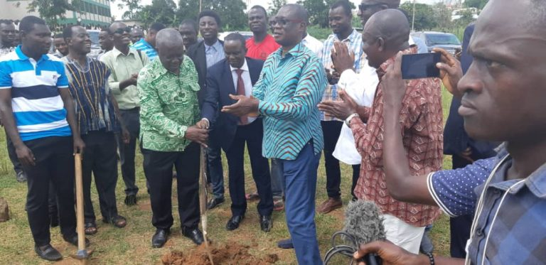 GNPC to construct astroturf in Bekwai