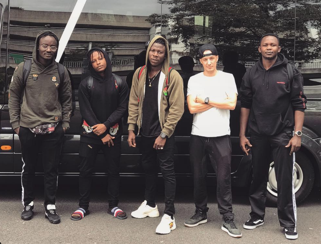 Stonebwoy makes Ghana proud at Summer Jam 2018