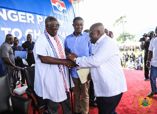 Photos from NPP Delegate Conference
