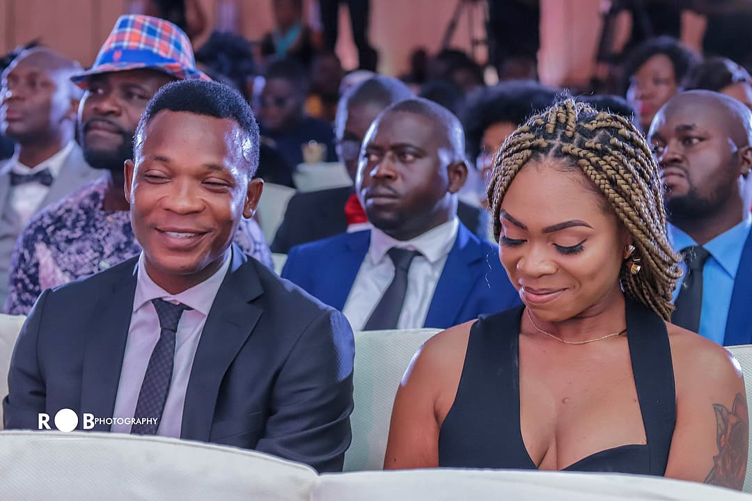 This photo of John Paintsil and Shatta Michy could make Shatta Wale jealous