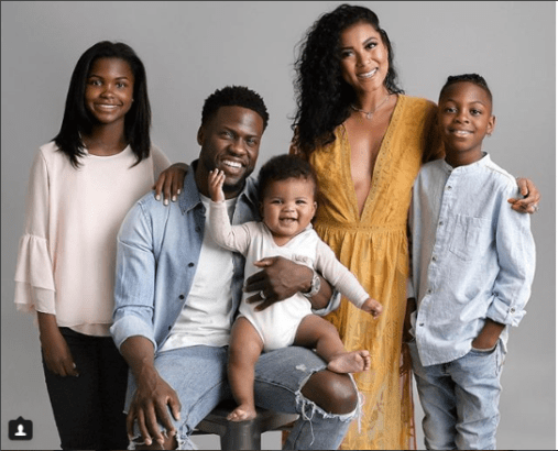 Kevin Hart shares adorable family photos as he turns 39