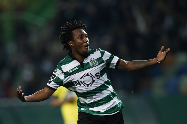 Atletico Madrid sign Gelson Martins