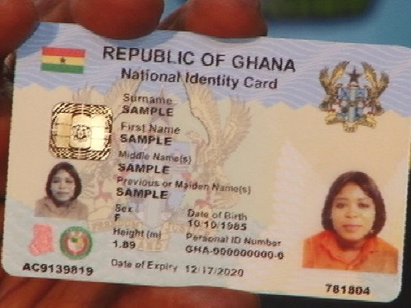 Ghana Card: NIA fails to begin registration in Parliament