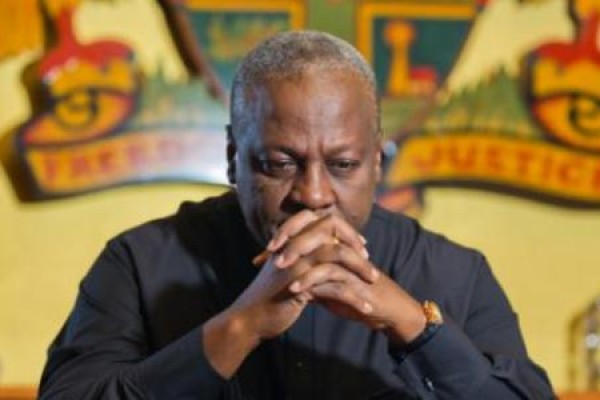 John Mahama remembers late parents who died on June 14