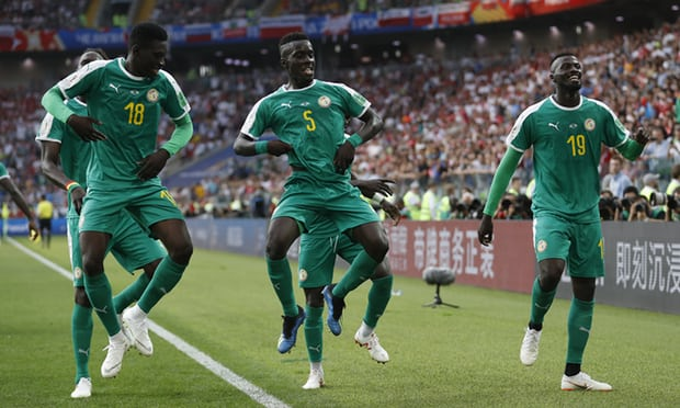 Senegal beat Poland 2-1 in Russia 2018