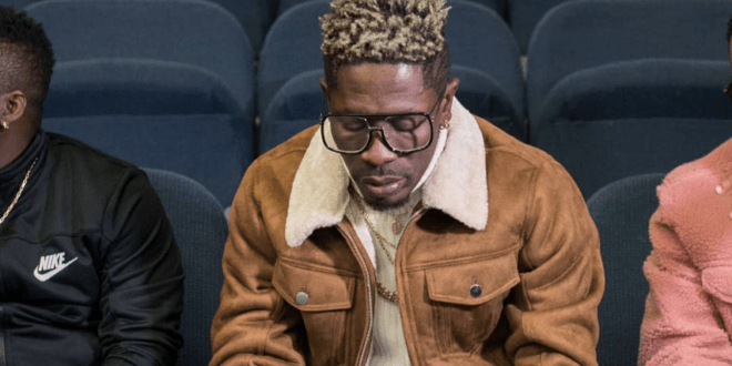 Shatta Wale posts oral sex video on Snapchat