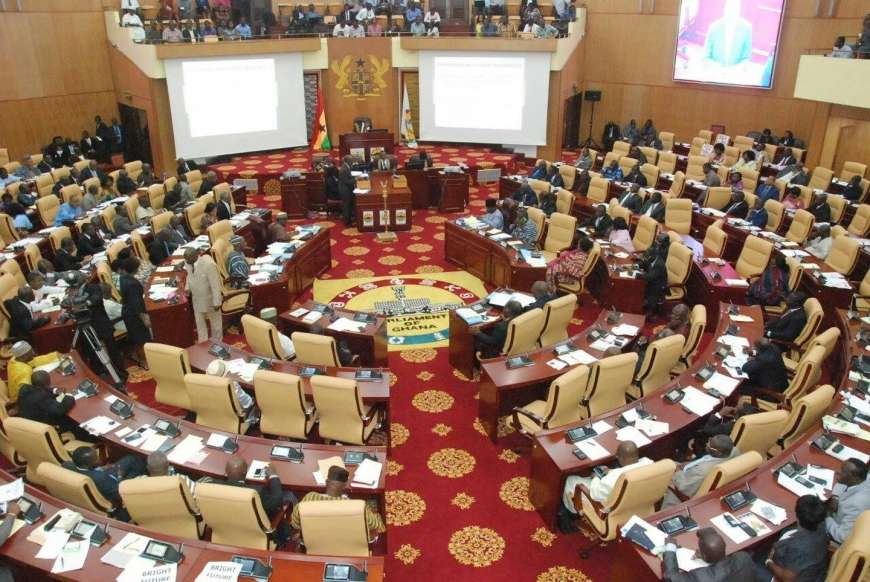 Parliament stops gov't from diverting $1.8 billion DACF cash