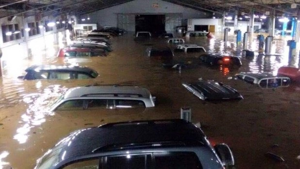 Gov't commits GH¢200m funds to deal with severe flooding