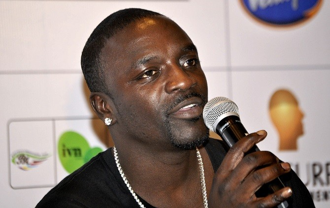 Akon names new city and currency in Senegal after himself