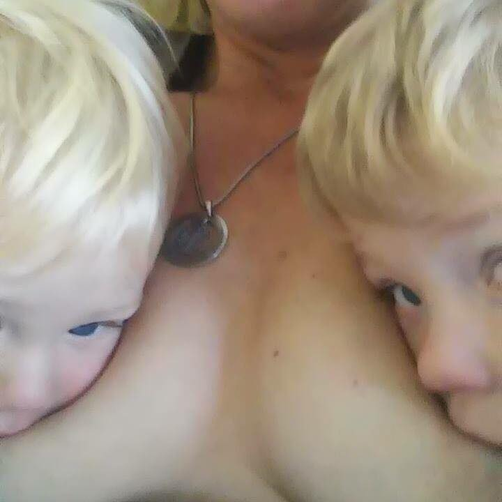 Mum who breastfeeds seven-year-old son says it'd be like 'saying no to a hug'