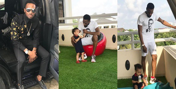 D'banj and his wife lose 13-month-old son in drowning accident