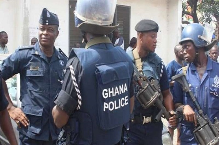 15 persons arrested for imposing unlawful curfew on Accra