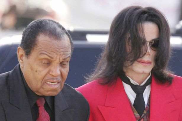Father of Michael Jackson: Joe Jackson dead
