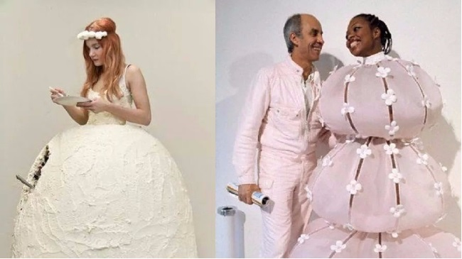 craziest wedding dresses you have not seen yet