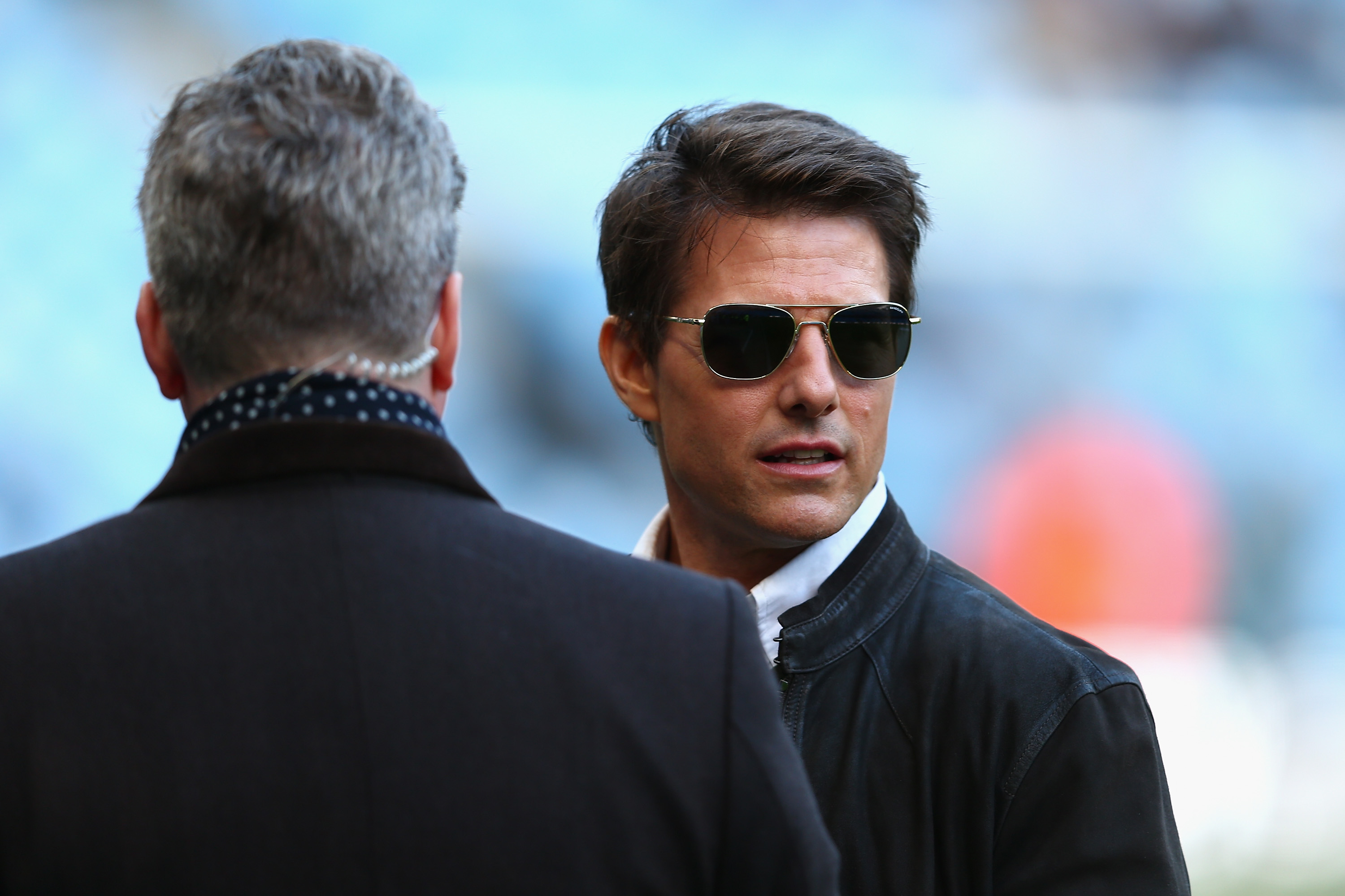Tom Cruise sparks 'Top Gun' feud between US Air Force, Navy