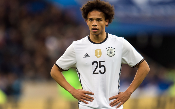 f3d78f9ba69 World Cup 2018  Leroy Sane dropped from Germany squad - Prime News Ghana