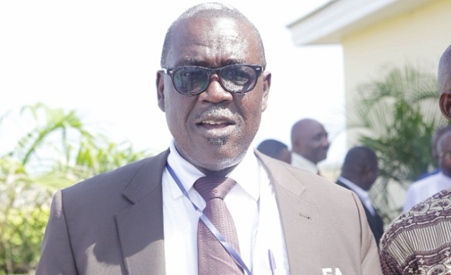 Eddie Doku caught in Number 12 taking bribe
