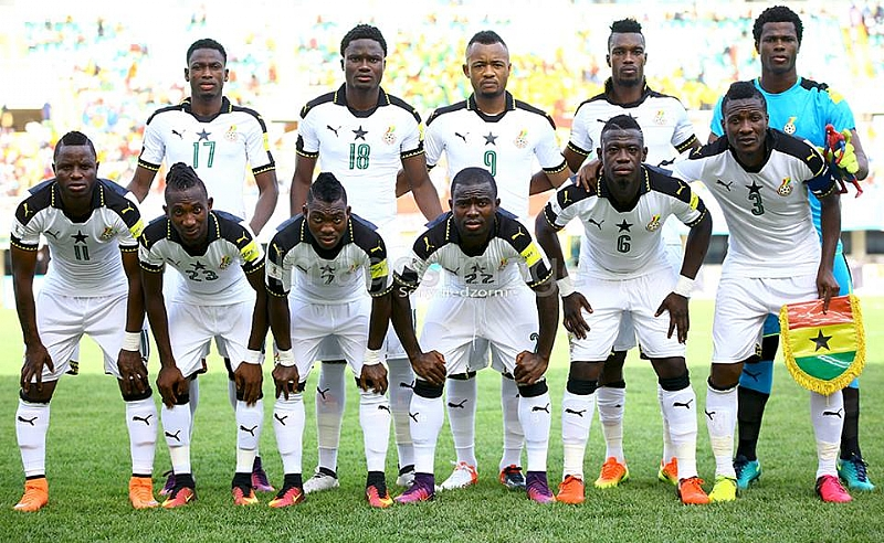 Asamoah Gyan calls on Ghanaians to support Black Stars