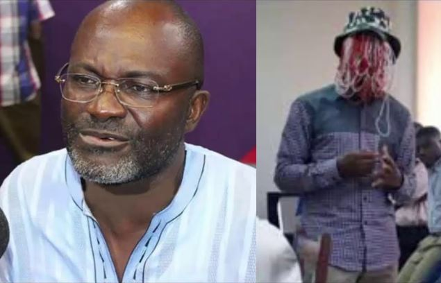 Here's why Anas Aremeyaw Anas has sued Kennedy Agyapong