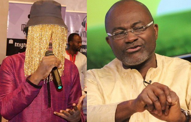 Watch Video: Kennedy Agyapong finally drops video of Anas