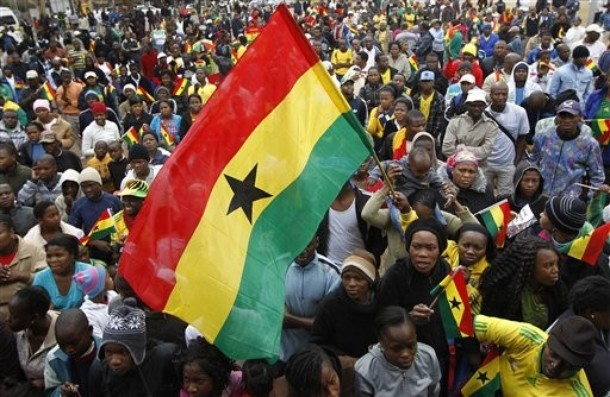 Ghana's population increases to 29.6 million