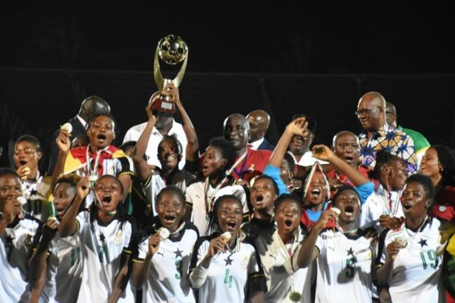 Each Black Queens player is expected to receive $1000 for winning the WAFU tournament