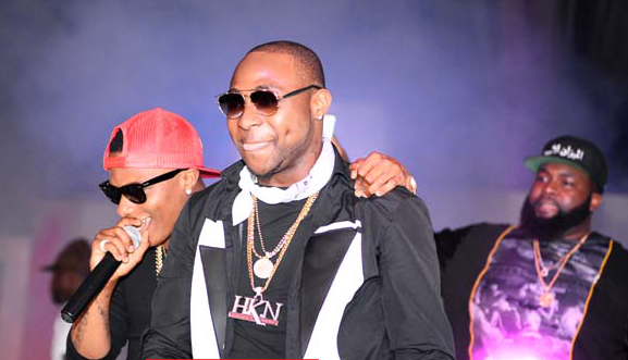 Here's how much Zylofon Media paid to get Wizkid, Davido and MI to perform