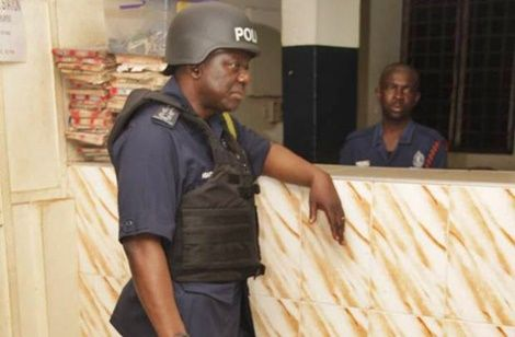 Robbery cases: IGP Asante-Appeatu joins Night patrol