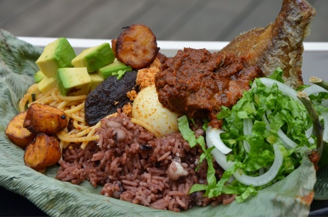 Image result for waakye with avocados