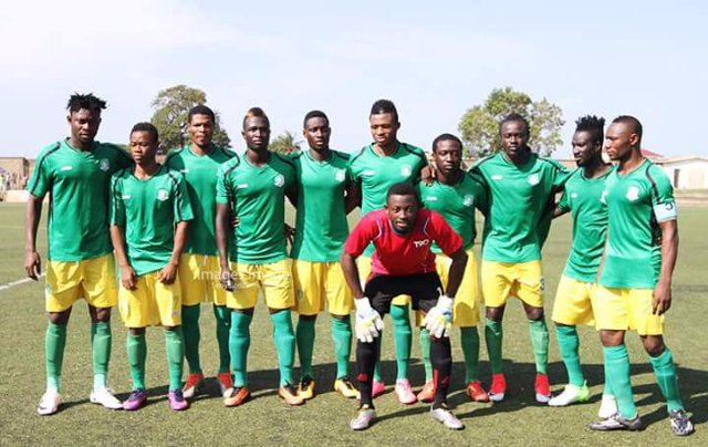 Aduana eliminated from CAF Champions League - Prime News Ghana