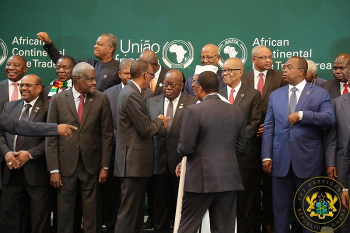 Ghana Signs Agreement To Establish Continental Free Trade Area