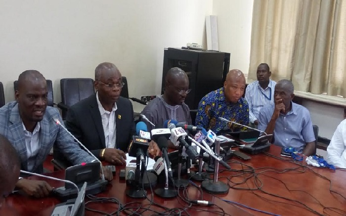 Us Military Base Contract Withdraw To Save Ghana Minority Prime
