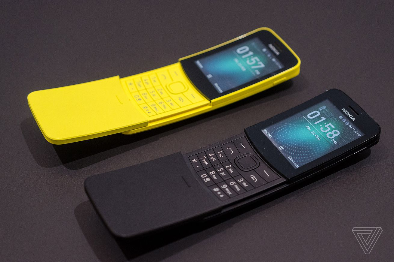 the banana phone is back theres a new nokia 8110 prime