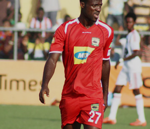 Kotoko have released Mawuli Osei