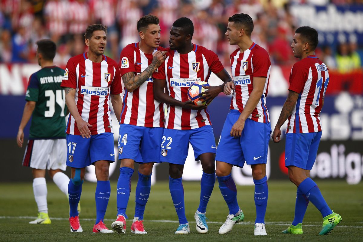 Atletico Madrid will play Marseille in the final