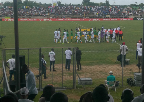 Aduana drew 3-3 with Raja Casablanca
