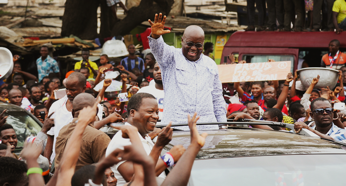 Pres Akufo-Addo begins nationwide tour on Friday