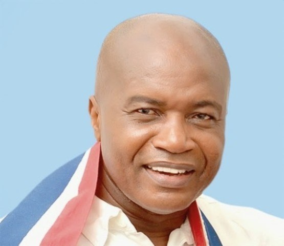 Stephen Ayensu Ntim, National Chairman Aspirant, NPP