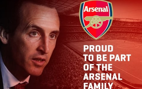 Arsenal have named former Paris St-Germain and Sevilla boss Unai Emery as their new manager.