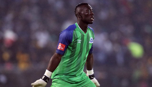 Ghana goalkeeper Richard Ofori happy to lift first major