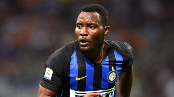 Kwadwo Asamoah backs Inter Milan to return to winning ways